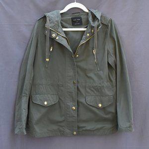 Love Tree Army Jacket